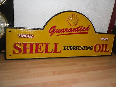 shell large plaque