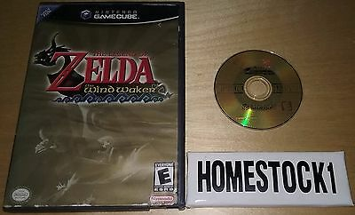 Legend of Zelda: The Wind Waker (Nintendo GameCube, 2003) Working Ships NEXT DAY
