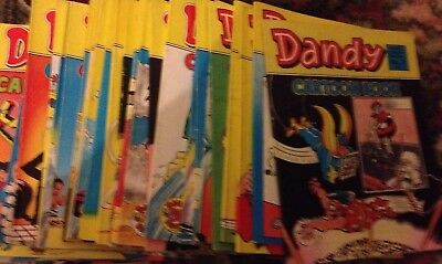 Dandy Comic Library Special Cartoon books x 35 Joblot Bundle 2,3,4,5,6,7,8,9,10.