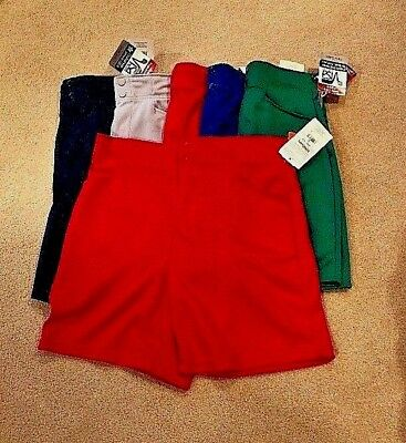 Wilson A4481 Coaches / Athletic Shorts Assorted Colors And Sizes NEW
