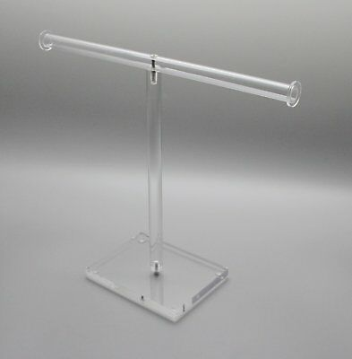"Fixture Displays 12.0""W x 10.3""H x 3.9""D Jewelry Display with T-Bar for 19293"
