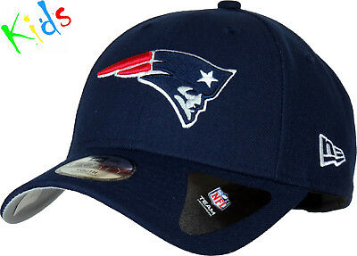 New England Patriots New Era Kids 940 NFL The League Cap (Age 5 - 10 Years)