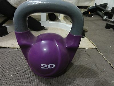 gym kettle bell weight 20kg