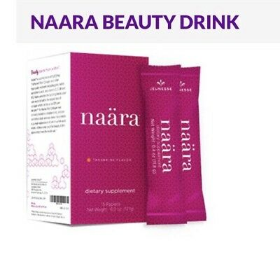 Jeunesse Naara Beauty Drink 4 boxes Genuine New by Jeunesse U.S.
