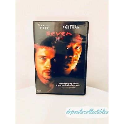 Seven (Single Disc Edition) DVD Region-1 Preowned