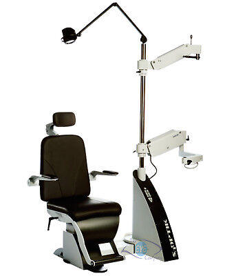S4Optik 1800CB combo Exam Chair/Stand -- New with 1Year Warranty