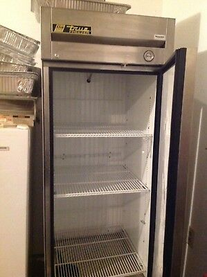 True Stainless Steel Commercial Freezer