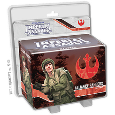 Star Wars: Imperial Assault Alliance Rangers Ally Pack