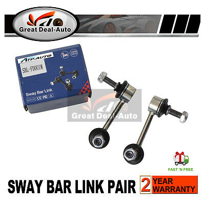 Heavy Duty Pair Front Sway Bar Links For Ford Falcon AU2 BA BF Fairlane LTD