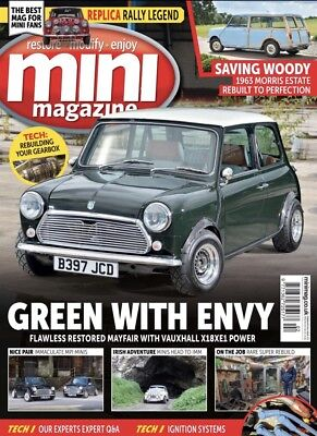 Mini Magazine February 2018 (BRAND NEW BACK ISSUE)
