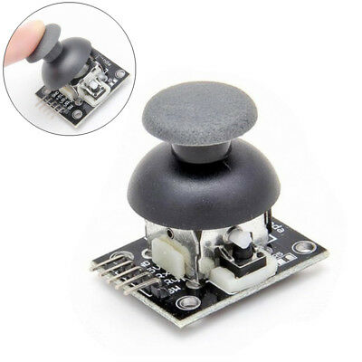 2PCS JoyStick Breakout Module Shield PS2 Joystick Game Controller For Arduino