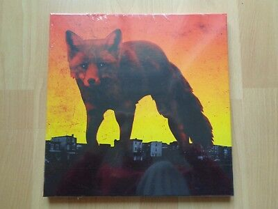"3x12"" LP BOX LIMITED CLOURED VINYL - The Prodigy - The Day Is My Enemy"