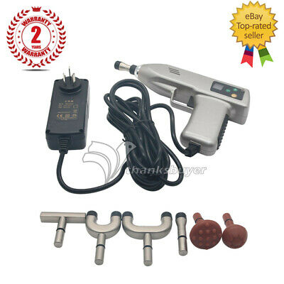 Chiropractic Adjusting Tool Gun Therapy Spine Activator Correction Massager AMCT