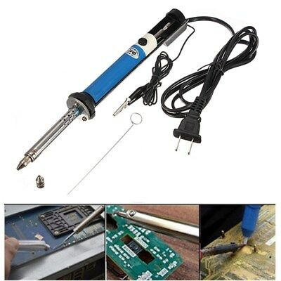 30W Electric Vacuum Solder Sucker Desoldering Pump Welding Iron Gun Tools