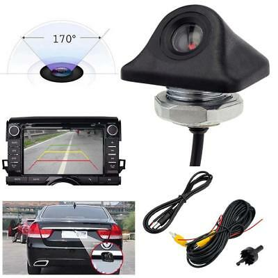HD Waterproof 170° Car Reverse Backup Night Vision Camera Rear View Park Cam Ar