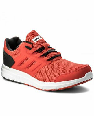 ab64cf6c274 Adidas Chaussures sportif Trainers Shoes Sport Running Galaxy 4 m Rouge