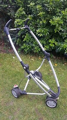 Quinny Zapp / Zapp Xtra Pushchair Chassis Frame with wheels