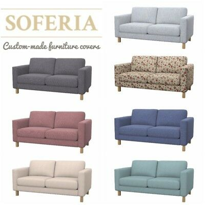 Pleasing Ikea Karlstad 2 Seat Sofa Cover Over 20 Different Fabrics Gmtry Best Dining Table And Chair Ideas Images Gmtryco