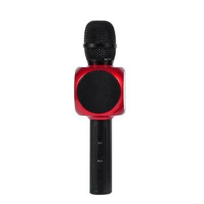 ys-82 Karaoké sans-fil Microphone avec speakers-red