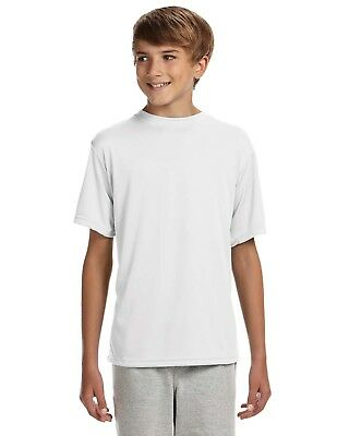 A4 - Boys Cooling Performance Tee-NB3142