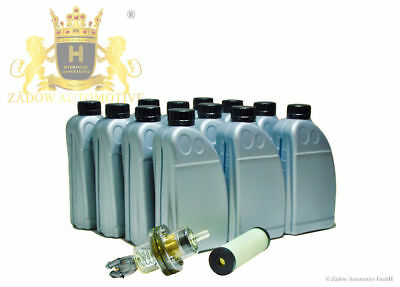 Cleaning and Care Set ABC chassis Mercedes CL C215 also AMG 1999-2006