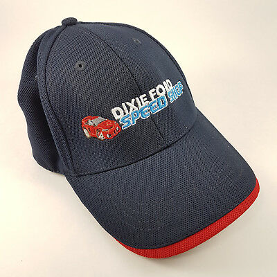 FORD Racing Hat Full Back Men's Cap Size L XL DIXIE FORD CANADA Collector NEW