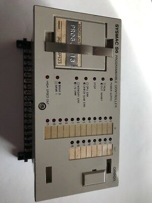 Omron 3G2S6-Cpu15 Programmable Controller Sysmac S6 (Used) -Free Shipping-