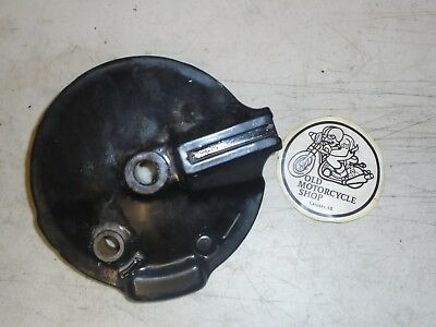 1981 Yamaha Mx175 H Rear Brake Plate