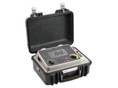 Megger DLRO100EB Digital Low Resistance Ohmmeter (AC and Battery Operated)