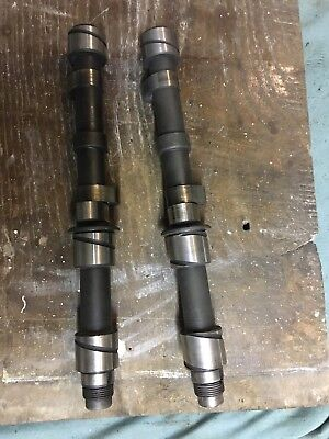 Triumph T160 Camshafts Exhaust And Inlet Camshaft