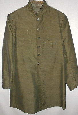 -Rare- Vintage -Nehru- Famous Tailors Men's Coat/Jacket - from Hyderabad, India