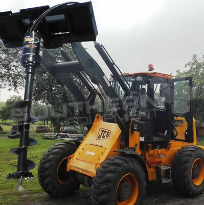 DIGGA PDX2 Wheel Loader Auger Drive Unit Kubota CASE Komatsu JCB CAT Volvo