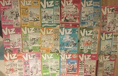 Viz Comic Collection 17 comics (# 29 onwards)