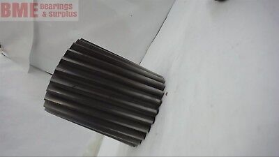 "Helical Gear 26 Teeth, 5.350"" L-- 4.60"" Od--2.714"" Id"