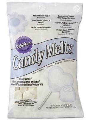 WILTON CANDY MELTS (340G) - Bright White