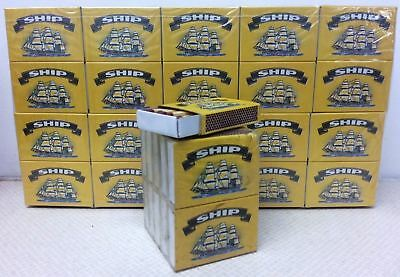 100 Boxes Ship Safety Matches 32Pcs* Per Box Bbq Cooking Lighter Matches Indoor