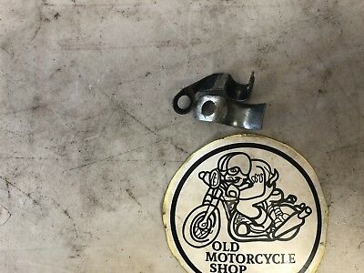 1979 Yamaha Mx100 Cable Guides