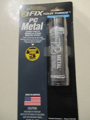 PC-Metal Epoxy Putty Made in the U.S.A. See Details
