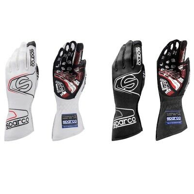 Sparco Arrow RG-7 EVO Racing Gloves - FIA and SFI approved