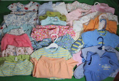 4ea6432f9 GIRLS CLOTHES LOT of 25 Pcs Baby Toddler 12 Month   12-18 Months ...