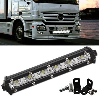 18W LED Work Spot Light Bar Lamp Driving Fog Offroad Spotlight SUV Car Truck