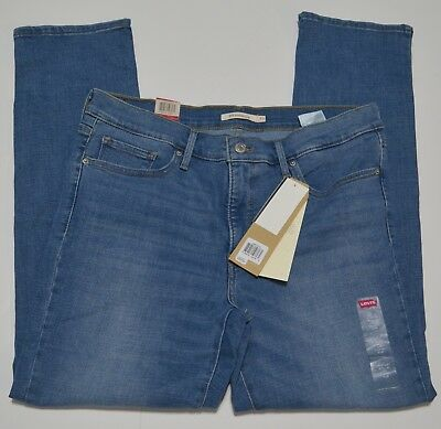 Levis 312 Shaping Slim Womens Jeans NEW Cotton Blend Tummy Slimming