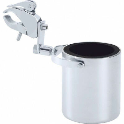 Iron Horse  Stainless Steel Motorcycle Cup Holder SS CUP HLD QUICK RELEASE MOUNT