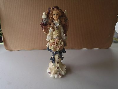 """Boyds Bears & Friends """"The Folkstone Collection"""" Figurine - Athena The Wedding A"""