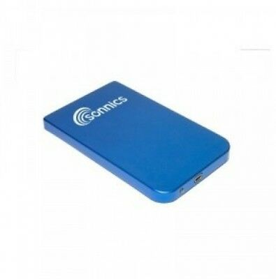 Sonnics 250GB 2.5 inch USB External Pocket Sized Hard Drive for PC, Laptops
