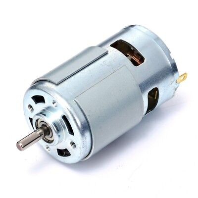 DC12-24V/12V-36V 150W 13000-15000RPM 775 Micro High Speed Power Motor 5mm Shaft