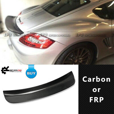 Porsche 987 Caymanboxster R Style Wing 79500 Picclick