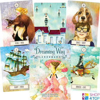 Dreaming Way Lenormand Oracle Deck Cards L. Araujo Us Games Systems New