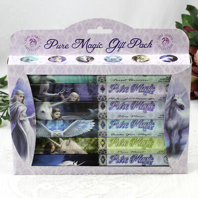 Pure MAgic Incense GiftPack - Anne Stokes