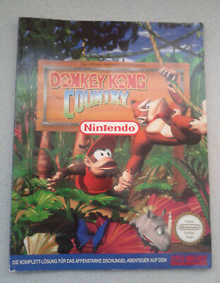 Spieleberater Donkey Kong Country - Super Nintendo SNES
